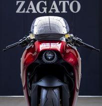 Chiêm ngưỡng tuyệt tác nghệ thuật MV Agusta F4Z Zagato