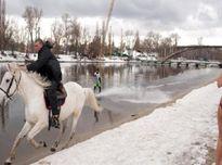Những cảnh tượng hiếm thấy chỉ có ở Nga