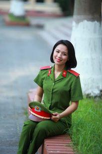 Nữ thủ khoa đầu tiên của Đại học PCCC được phong hàm vượt cấp