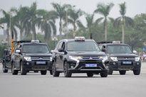 Ngắm dàn xe chống đạn 'khủng' của lực lượng CSCĐ