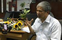 GS môi trường cho rằng ông Lê Phước Vũ tuyên bố 'hơi thái quá'