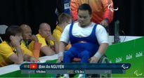 Paralympic Rio 2016: Bình An bị tuột huy chương vì trọng tài bắt 'quá sát'