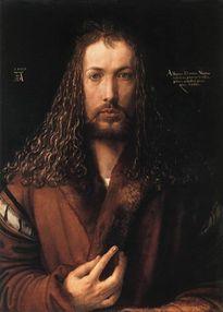 Tranh khắc của Albrecht Dürer từ chợ trời về bảo tàng