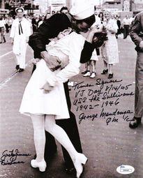 Nữ y tá trong bức ảnh huyền thoại ở Quảng trường Thời đại đã qua đời ở tuổi 92