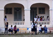 Tuyển sinh 2017: Trường rập rình chờ Bộ quyết