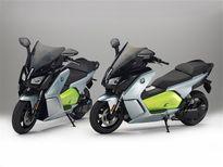 BMW sản xuất xe tay ga không khí thải chạy pin xe hơi