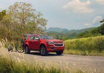 Chevrolet Trailblazer 2017, đối thủ Toyota Fortuner sắp về Việt Nam