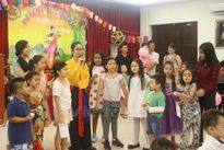 Con em cộng đồng người Việt tại Malaysia vui đón Tết Trung thu