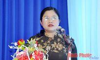 Chân dung nữ Chủ tịch HĐND tỉnh Bình Phước Trần Tuệ Hiền