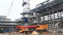 Chất súc rửa đường ống Cty TNHH Lọc hóa dầu Nghi Sơn diệt sinh vật
