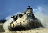 Lịch sử 100 năm phát triển của xe tăng trên thế giới (phần 1)