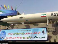 Iran diễu hành tên lửa có thể biến Israel thành 'cát bụi'
