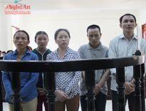 27 năm tù cho nhóm đối tượng bán cháu bé 5 tuổi sang Trung Quốc