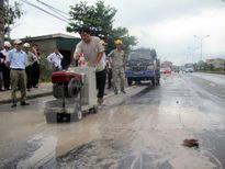 Hơn 2.000 tỷ đồng sửa chữa tổng thể hằn lún đường Quốc lộ 5