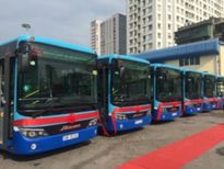 Hà Nội sắp có tuyến xe buýt nhanh, hiện đại