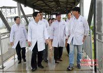 Phó trưởng Ban kinh tế Trung ương khảo sát tại Nghệ An