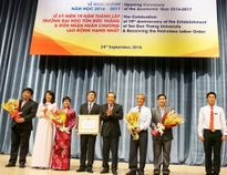 Phó Thủ tướng Trương Hòa Bình dự kỷ niệm thành lập ĐH Tôn Đức Thắng