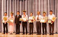 Trường ĐH Tôn Đức Thắng đón nhận Huân chương Lao động Hạng Nhất