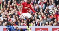 Pogba ghi bàn thắng đầu tiên trong màu áo Manchester United