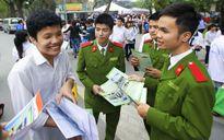 Sau khi 'cầu cứu', 4 thí sinh Quảng Ngãi đã nhập trường công an