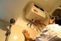 Bình nóng lạnh gây giật điện: Lỗi do người dùng?