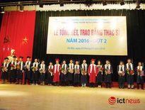 156 tân Thạc sĩ Học viện Công nghệ BCVT nhận bằng tốt nghiệp