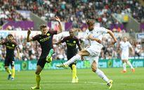 Swansea 1-3 Man City: Sterling lên tiếng (H2)