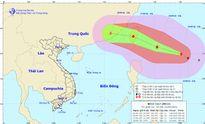 Tin về cơn bão MEGI