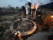 Trung Quốc xuất khẩu ô nhiễm bằng dự án thép