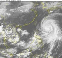Tin mới nhất về cơn bão MEGI: Sức gió giật trên cấp 15