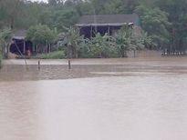Hà Tĩnh: Nhiều xã miền núi bị cô lập do mưa lũ