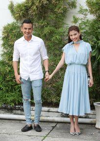 5 cặp đôi 'phim giả tình thật' của showbiz Việt
