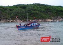 Tìm kiếm ngư dân mất tích trên vùng biển Đà Nẵng