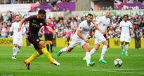 Aguero trở lại ấn tượng, Man City vô đối tại Ngoại hạng Anh