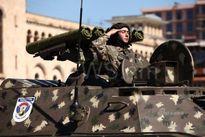 """Nhận diện loạt vũ khí Armenia vừa khoe, khiến Azerbaijan """"khóc thét"""""""