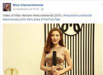 Cứ mãi tranh cãi người đẹp Việt yếu tiếng Anh(?!)