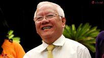 Nguyên Chủ tịch UBND TP.HCM nhận quyết định nghỉ hưu