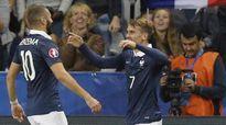 Antoine Griezmann phủ nhận hiềm khích với Benzema