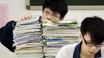 Thi ĐH ở Trung Quốc: 5 bài thi, phần lớn trắc nghiệm