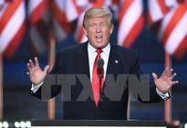 Ứng cử viên tổng thống Mỹ Trump ủng hộ Jerusalem là thủ đô Israel