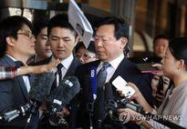 Hàn Quốc đề nghị bắt Chủ tịch tập đoàn Lotte