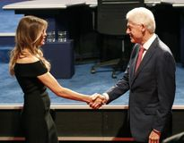 Chuyện thú vị bên lề cuộc 'so găng' giữa Donald Trump và Hillary Clinton