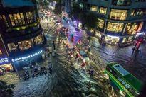 Vụ ngập lụt ở TP.HCM: Cơn lũ đi qua, tình yêu ở lại