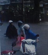Bé gái bị mất tích trong trận ngập lớn ở Sài Gòn đã được tìm thấy