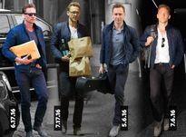 'Loki' lịch lãm trong loạt ảnh mới