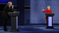 Tranh luận trực tiếp: Donald Trump và Hillary Clinton phủ nhận chính lời nói của mình