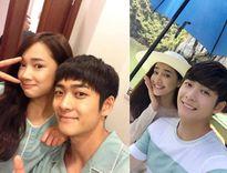 Kang Tea Oh và Nhã Phương lãng mạn trong Tuổi thanh xuân 2