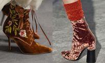 Ngất ngây với 10 mẫu giày hot nhất mùa lạnh năm nay