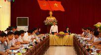 Kiểm tra việc thực hiện các chỉ thị, nghị quyết của Đảng tại tỉnh Yên Bái