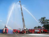 Hội thao chữa cháy và cứu nạn cứu hộ tỉnh Thái Nguyên